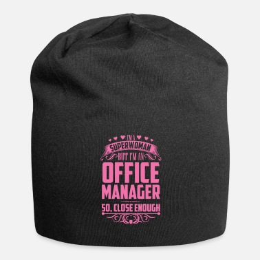 Superwoman Superwoman Office Managers - Jersey Beanie