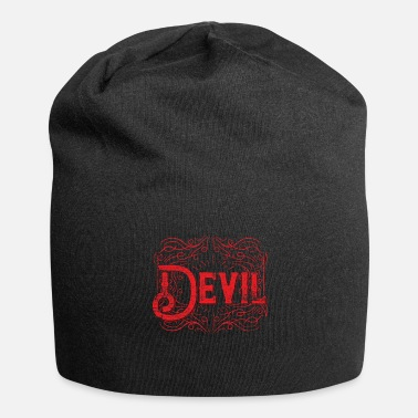Purgatory Demon devil ghost halloween death hell purgatory - Jersey Beanie