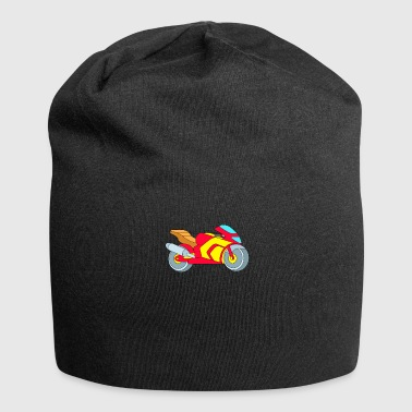 Superbike motorcycle - Jersey Beanie