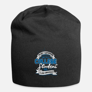 College College student - Jersey-Beanie