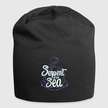 sea serpent - Jersey Beanie