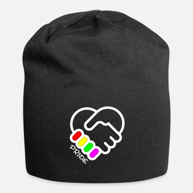 Gay Rights LGBT Gay Pride Equal Rights - Jersey Beanie