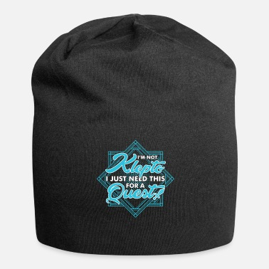 Roleplaying Game Roleplay Guest Gaming Gift - Jersey Beanie
