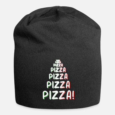 Pizza Pizza Pizza Pizza - Jersey-Beanie