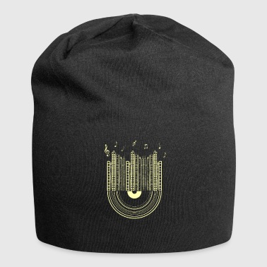 Vinyl-city - Beanie in jersey