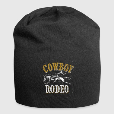 Cowboy Rodeo - Beanie in jersey