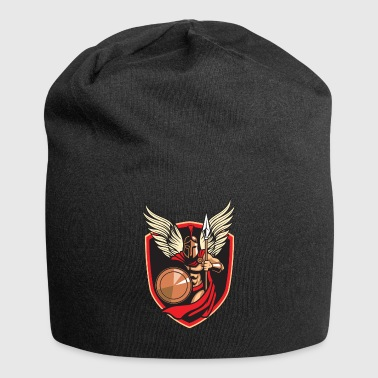 Spartan Spartan with angel wings - Jersey Beanie