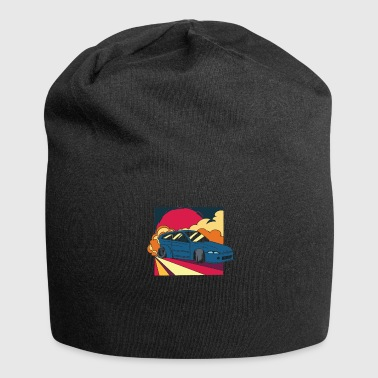 Drifting road racing racing racing - Beanie in jersey