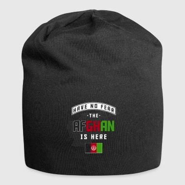 Afghanistan - Jersey-Beanie