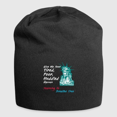 Statue of Liberty, Statue of Liberty, Freedom - Jersey Beanie