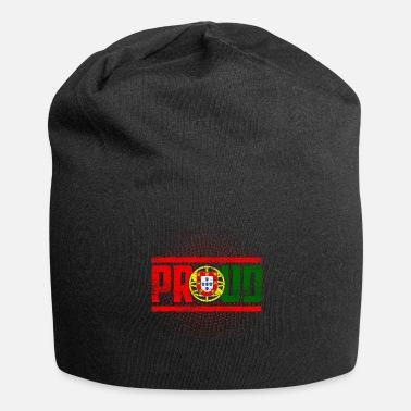 3d5dc25571d Portuguese Portugal flag gift Lisbon holiday - Beanie