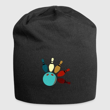 Bowling skittle gift - Jersey Beanie