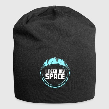 Astronaut Universe Space Helmet Space Travel Humor Gift - Jersey Beanie