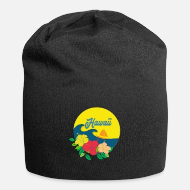 Hawaii Hawaii - Beanie in jersey