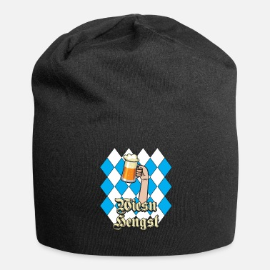 Wiesn Stallion Oktoberfest beer dialect gift - Beanie