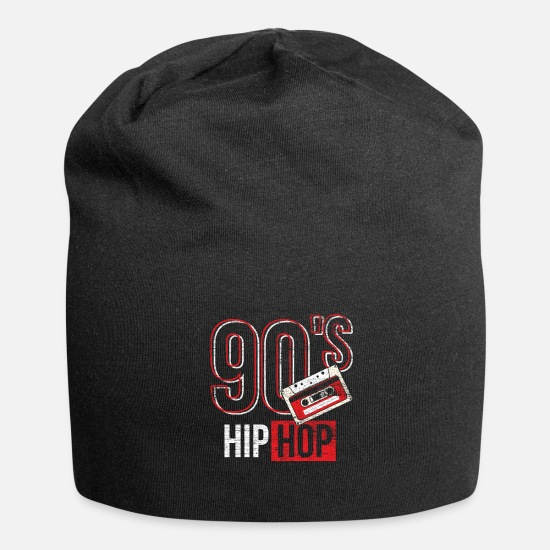 Street Dance Caps & Hats - Hip Hop Breakdance Street Dance Dancer Music - Beanie black