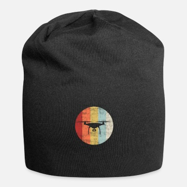 Drone Retro vintage drones Oude Cool fashion stijl kopter - Beanie