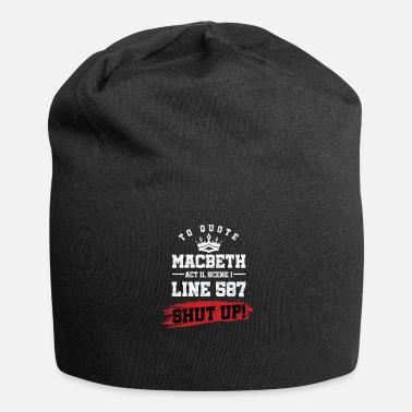 3f3dd136318 Macbeth To Quote Macbeth - Beanie