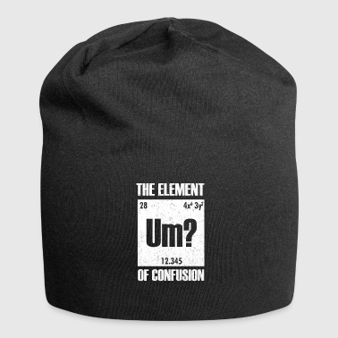 The Element - Jersey Beanie