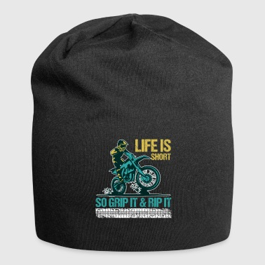 Motocross Motocross Grip And Rip It - Jersey Beanie