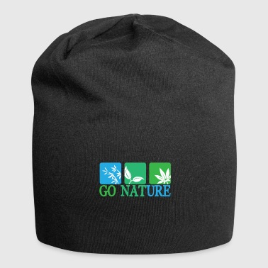 Nature Conservation Nature and nature conservation - Jersey Beanie