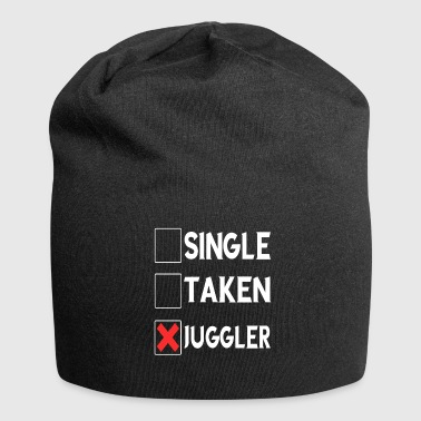 Juggler Single Taken Juggler Juggler Juggling Gifts - Jersey Beanie