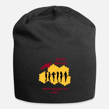 Bee Hot Bees Sexy girls bee red Geschenki - Jersey Beanie