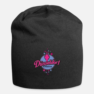 Superstar Dusseldorf Superstar T-Shirt pour Superstars Ddorf - Bonnet en jersey