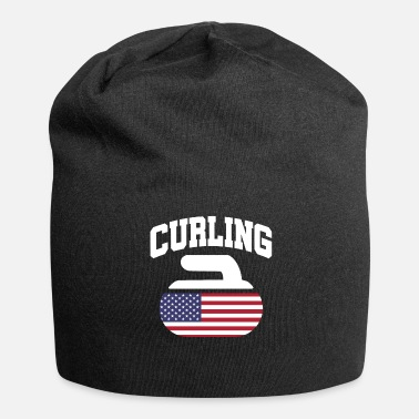 Team Usa USA Curling Team - Jersey-Beanie