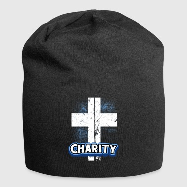 Charity Charity Cross - Jersey Beanie