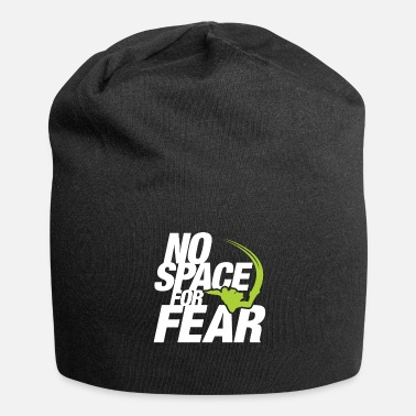 Extreme Sports No room for fear of extreme sports Christmas - Jersey Beanie