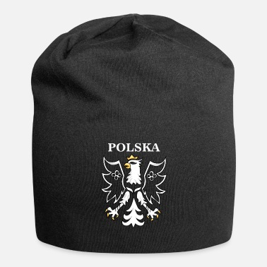 Pool Poolse adelaar Polen Polen - Jersey-Beanie