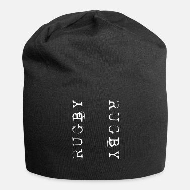 Rugby Rugby Rugby - Jersey-Beanie