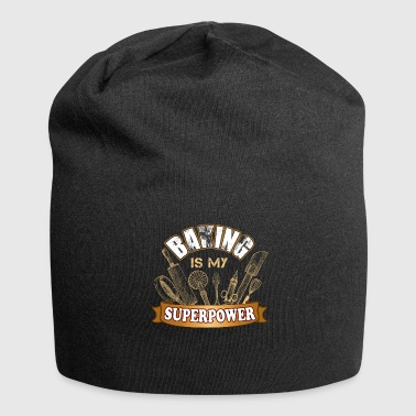 Baking is my superpower - Jersey Beanie