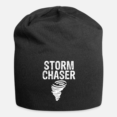 Storm Awesome Storm Chaser voor Storm Chasing - Jersey-Beanie