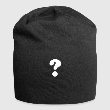 Question Mark Question mark - Jersey Beanie