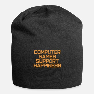 Computer Game computer Games - Jersey Beanie