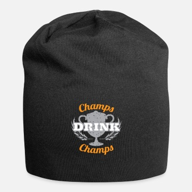 Champ Champs Drink Champs - Jersey-Beanie