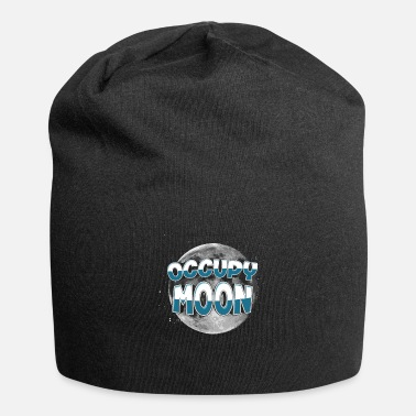 Occupy Occupy Moon Space SpaceX Rocket Occupy Moon - Jersey-Beanie