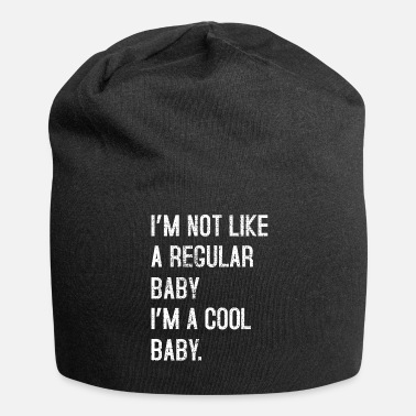 Baby Sayings Baby saying Cool - Beanie