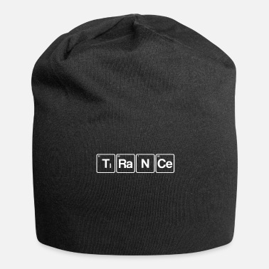Trance trance - Beanie in jersey