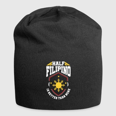 Filipino Funny Filipino T-Shirt - Jersey Beanie