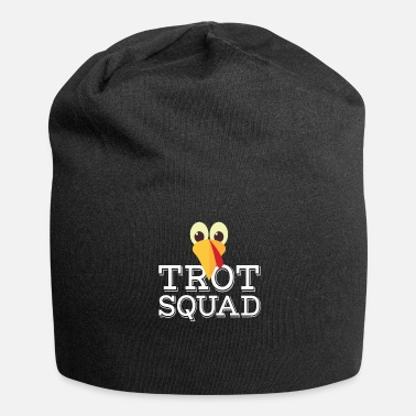 Trot Trot Squad - Jersey Beanie