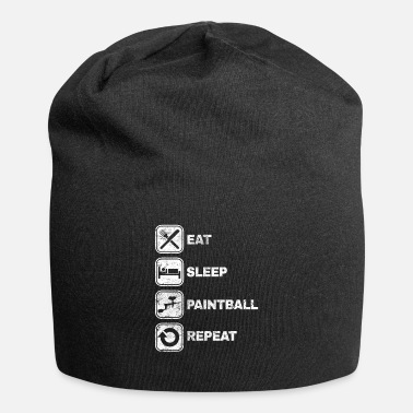 Marcare Idea regalo di paintball paintball giocatore regalo - Beanie in jersey