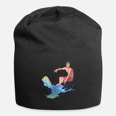 Occasion Surfeur occasionnel - Bonnet en jersey