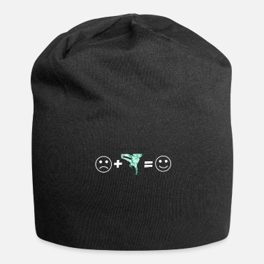 Breakdance Breakdance breakdancer breakdancing dance group - Jersey Beanie