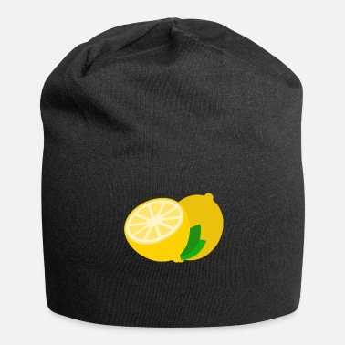 Zure … Lemon Gift Yellow Lime Sour - Jersey-Beanie