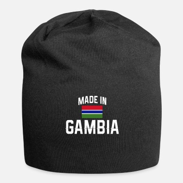 Gambia Made In Gambia - Jersey-Beanie