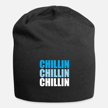 Chill CHILLIN - Jersey-Beanie