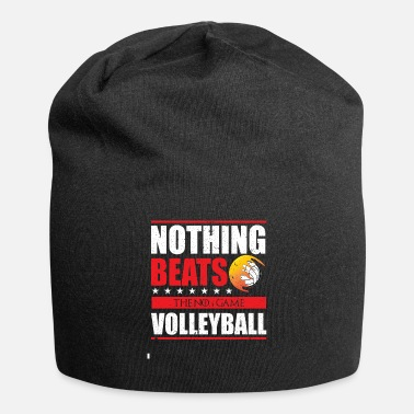 Shopping Volleyballer for Life I L'équipe ou rien - Bonnet en jersey
